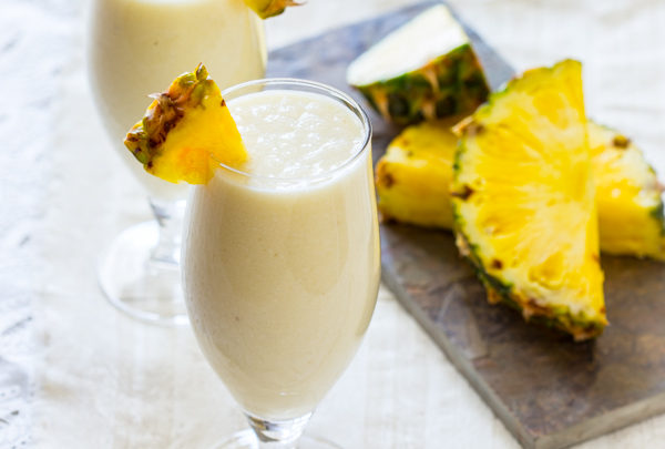 smoothie haven home of the lifestyle meal prep service, pineapple smoothie